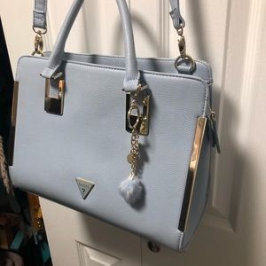 Guess Bags - Icy Blue Guess purse